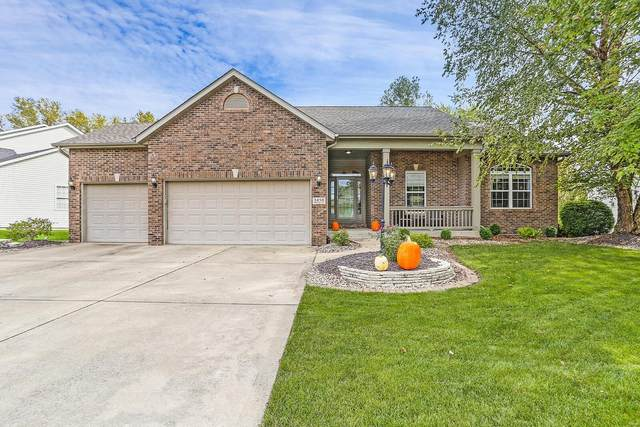 3458 Manasas Drive, Edwardsville, IL 62025 (#21074630) :: The Becky O'Neill Power Home Selling Team