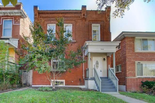 3644 Liermann Avenue, St Louis, MO 63116 (#21074637) :: Reconnect Real Estate