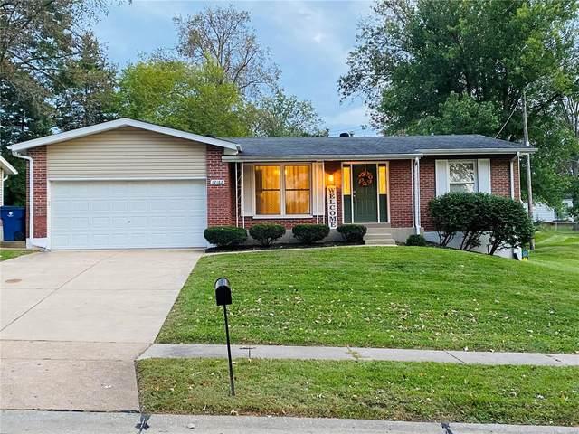 12182 Plainsman Drive, Unincorporated, MO 63146 (#21074642) :: Matt Smith Real Estate Group