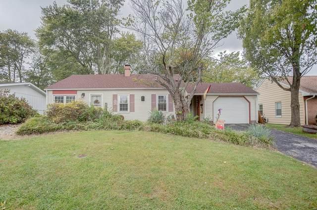 309 Amhurst Drive, O'Fallon, IL 62269 (MLS #21074656) :: Century 21 Prestige