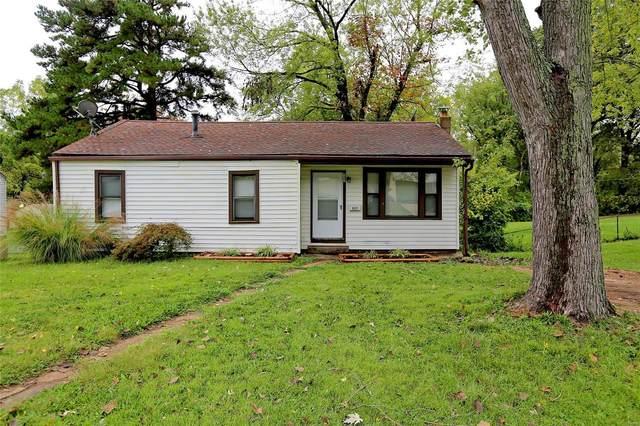 527 Averill Avenue, St Louis, MO 63135 (#21074665) :: Krista Hartmann Home Team
