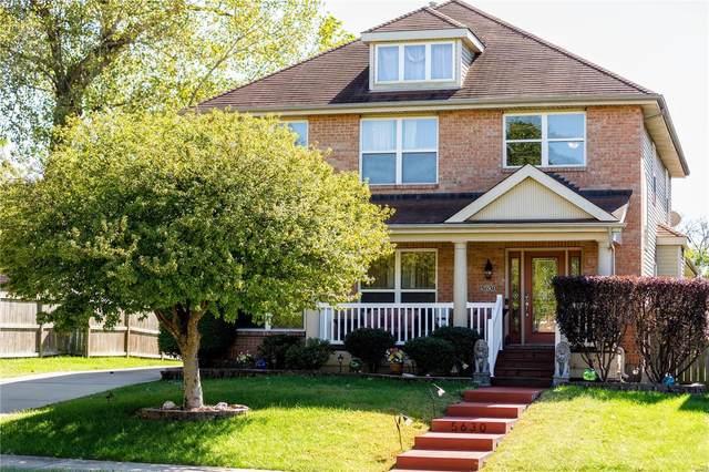 5630 Clemens, St Louis, MO 63112 (#21074674) :: Matt Smith Real Estate Group