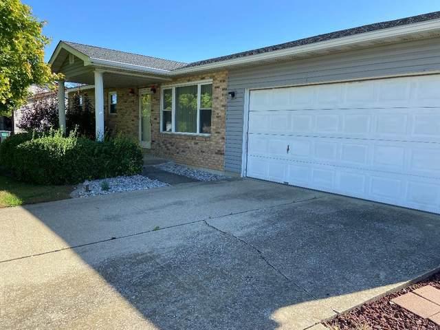 2310 Katie Lynn Drive, Granite City, IL 62040 (#21074700) :: Fusion Realty, LLC