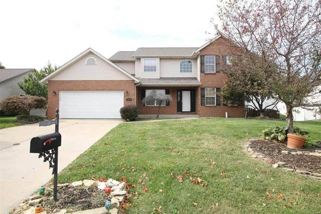 5347 Duke Drive, Fairview Heights, IL 62208 (#21074702) :: Fusion Realty, LLC