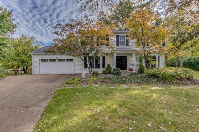 1266 Glenvista Place, Glendale, MO 63122 (#21074719) :: Jeremy Schneider Real Estate