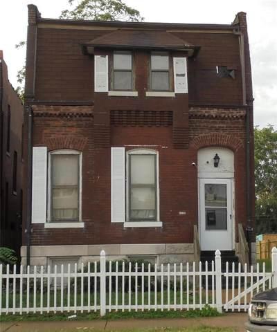 4326 Chouteau Avenue, St Louis, MO 63110 (#21074740) :: Peter Lu Team