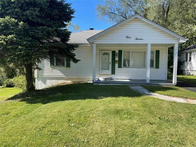 313 Ames Place, Ferguson, MO 63135 (#21074752) :: Krista Hartmann Home Team