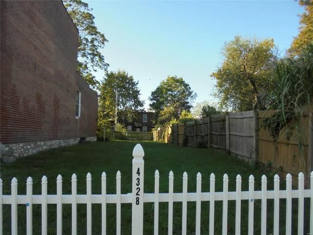 4328 Chouteau Avenue, St Louis, MO 63110 (#21074753) :: Mid Rivers Homes