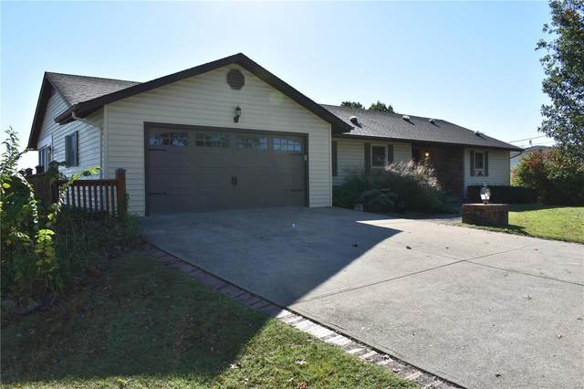 1026 N Mill Drive, Festus, MO 63028 (#21074765) :: Matt Smith Real Estate Group