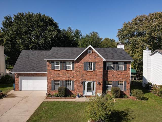 9 Huntwood Court, Swansea, IL 62226 (#21074770) :: RE/MAX Next Generation