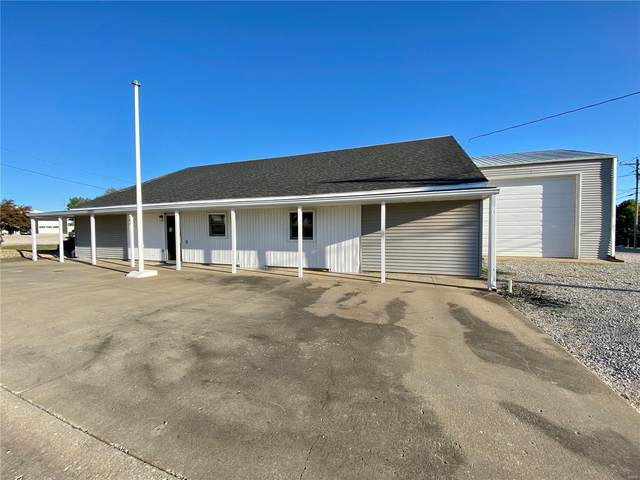 502 E Saint Francois, Perryville, MO 63775 (#21074775) :: The Becky O'Neill Power Home Selling Team