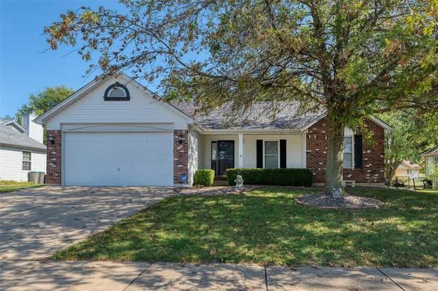 814 Colleen, O'Fallon, MO 63366 (#21074777) :: Reconnect Real Estate