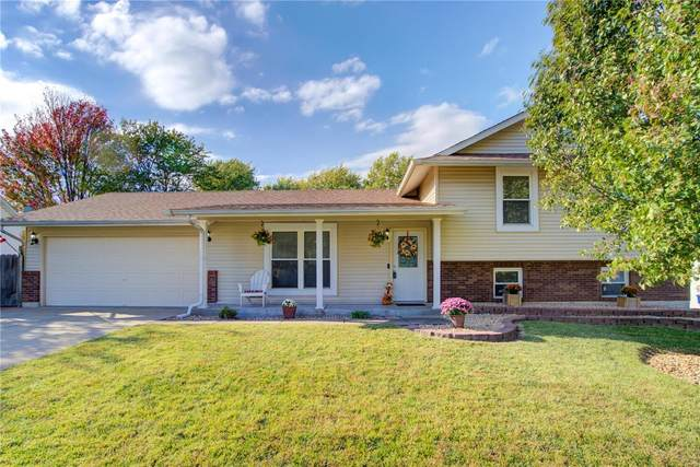 303 Trailview Avenue, Saint Peters, MO 63376 (#21074780) :: RE/MAX Professional Realty