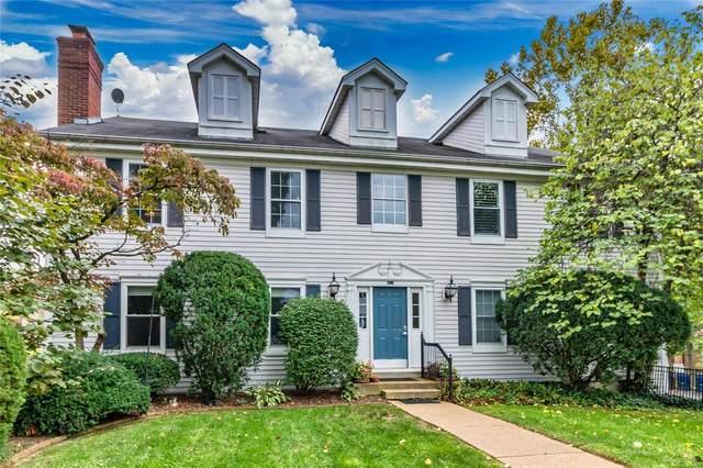 801 N Hanley Road D, St Louis, MO 63130 (#21074798) :: Mid Rivers Homes