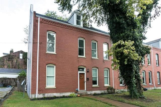 816 Ann Avenue, St Louis, MO 63104 (#21074815) :: The Becky O'Neill Power Home Selling Team