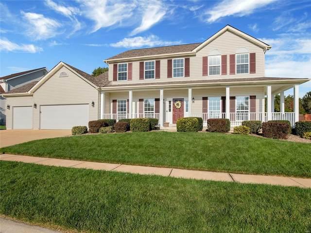 629 Crown Pointe Estates Court, Wildwood, MO 63021 (#21074828) :: Reconnect Real Estate