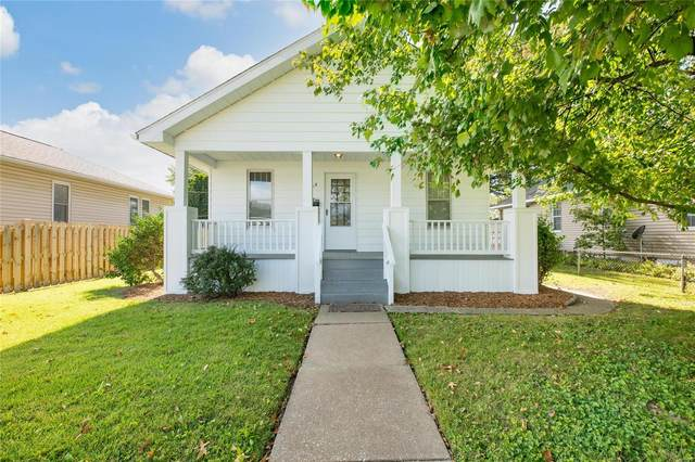 115 E First Street, Roxana, IL 62084 (#21074838) :: Jeremy Schneider Real Estate