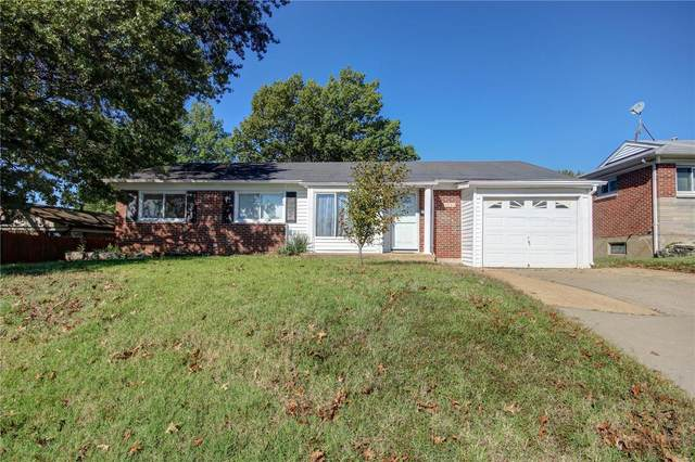 1021 Union Road, St Louis, MO 63123 (#21074849) :: Mid Rivers Homes