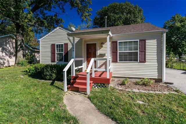 106 Rainbow Drive, Collinsville, IL 62234 (#21074852) :: Fusion Realty, LLC