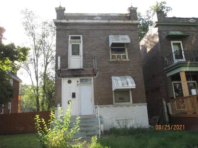 4752 Louisiana Avenue, St Louis, MO 63111 (#21074864) :: Reconnect Real Estate