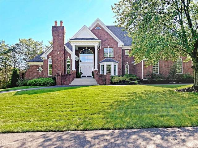 402 Conway Commons Lane, Town and Country, MO 63141 (#21074867) :: Peter Lu Team