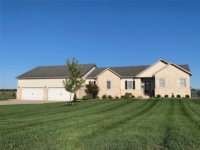 2084 Triad Road, Saint Jacob, IL 62281 (#21074868) :: Fusion Realty, LLC