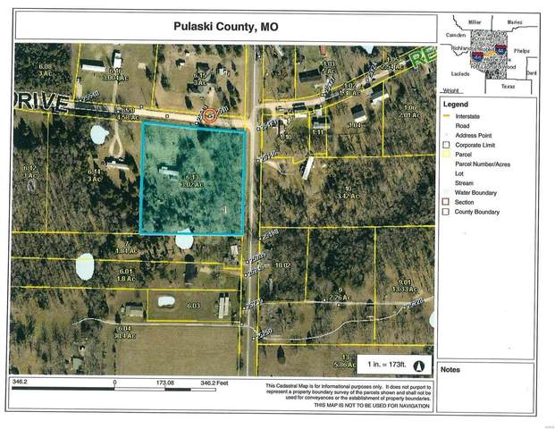 25515 Rim Drive, Waynesville, MO 65583 (#21074877) :: Matt Smith Real Estate Group
