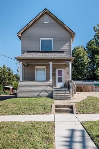 110 S Chestnut Street, Collinsville, IL 62234 (#21074903) :: Fusion Realty, LLC