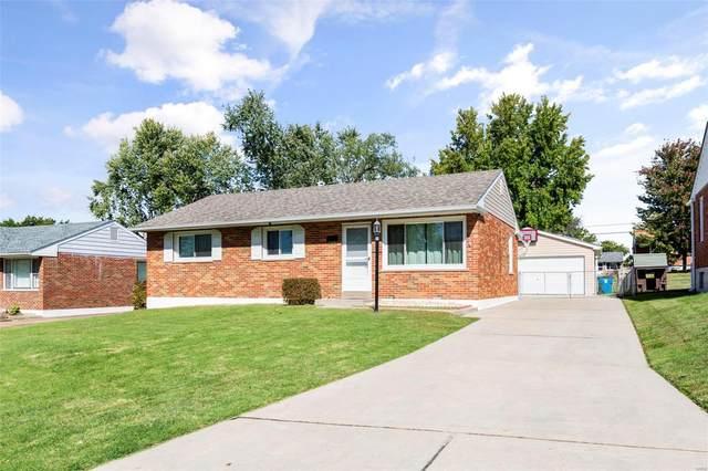 10755 Faraday Drive, St Louis, MO 63123 (#21074909) :: Realty Executives, Fort Leonard Wood LLC