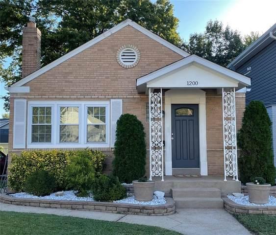 1200 Louisville Avenue, St Louis, MO 63139 (#21074910) :: Matt Smith Real Estate Group