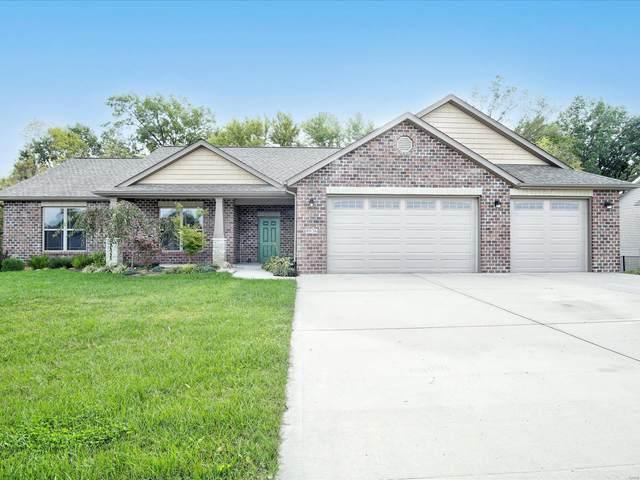 8936 Indian Creek, Saint Jacob, IL 62281 (MLS #21074914) :: Century 21 Prestige