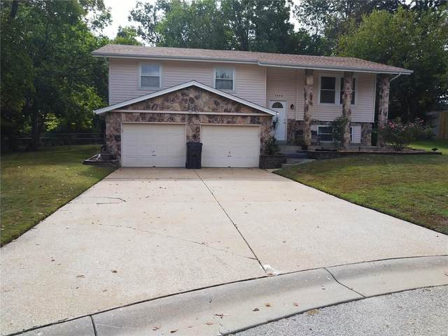 1444 Comanche, Saint Charles, MO 63304 (#21074922) :: Reconnect Real Estate
