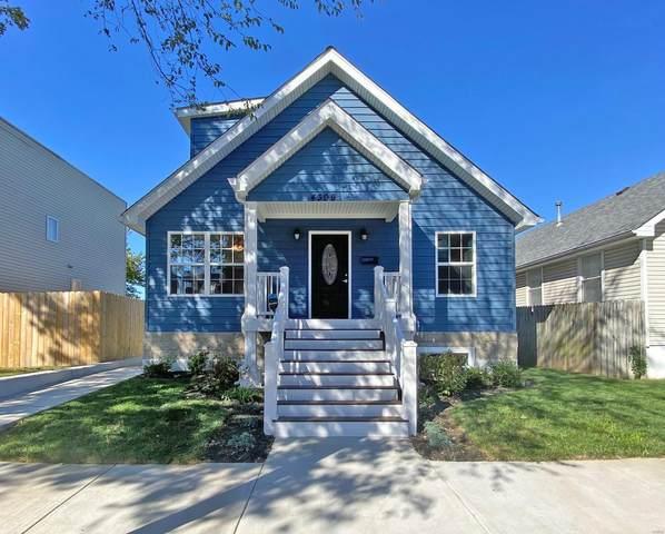 4309 Norfolk Avenue, St Louis, MO 63110 (#21074923) :: Jeremy Schneider Real Estate
