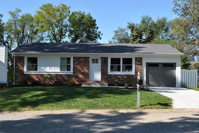 3525 Fleet Lane, Saint Charles, MO 63301 (#21074927) :: Jenna Davis Homes LLC