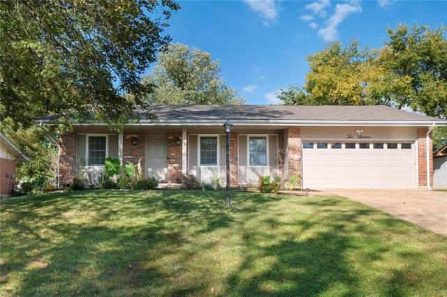 1013 Carole Lane, Ellisville, MO 63021 (#21074938) :: The Becky O'Neill Power Home Selling Team