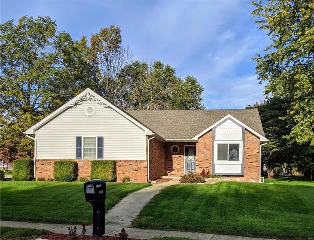 1901 Applegate Lane, Edwardsville, IL 62025 (#21074939) :: Fusion Realty, LLC