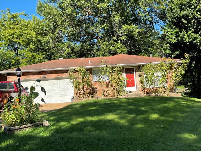 8327 Lonkar Drive, Unincorporated, MO 63123 (#21074948) :: Kelly Hager Group | TdD Premier Real Estate