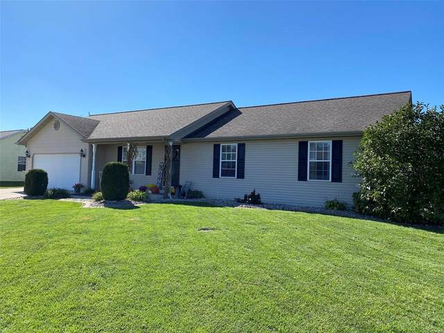 135 Jefferson Drive, BREESE, IL 62230 (#21074970) :: The Becky O'Neill Power Home Selling Team