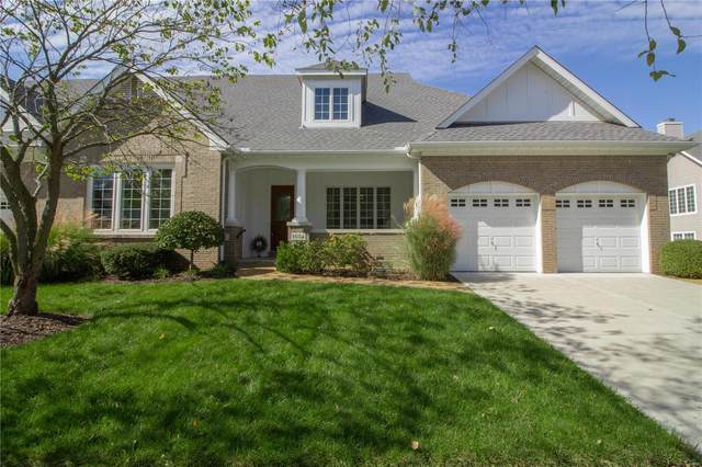 1954 Chesterfield Ridge, Chesterfield, MO 63017 (#21074973) :: Parson Realty Group