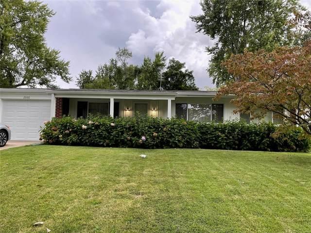 2660 N Waterford Drive, Florissant, MO 63033 (#21074984) :: Jenna Davis Homes LLC