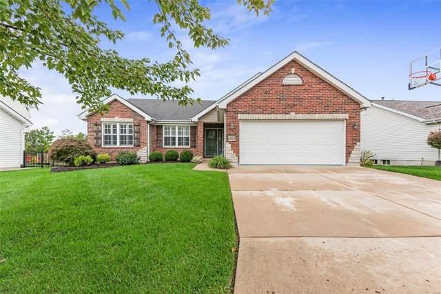 252 Fairway Green Dr., O'Fallon, MO 63368 (#21074989) :: Matt Smith Real Estate Group
