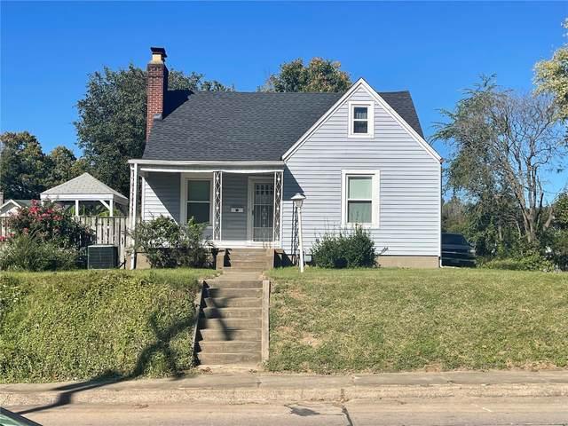 1408 Bloomfield Road, Cape Girardeau, MO 63703 (#21074991) :: Matt Smith Real Estate Group
