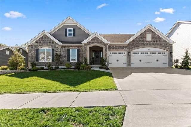 294 Laurens Spring Court, Lake St Louis, MO 63367 (#21075001) :: Kelly Hager Group | TdD Premier Real Estate