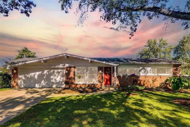 15 Kingsbrook Lane, Olivette, MO 63132 (#21075013) :: Finest Homes Network