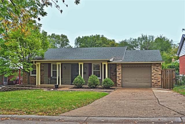 5715 Langley Avenue, St Louis, MO 63123 (#21075015) :: Delhougne Realty Group