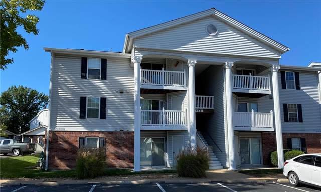 4531 Little Rock D, St Louis, MO 63128 (#21075016) :: Kelly Hager Group | TdD Premier Real Estate