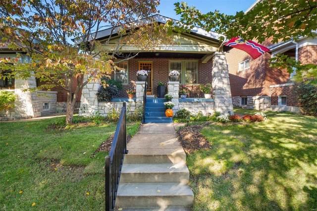 5059 Milentz Avenue, St Louis, MO 63109 (MLS #21075024) :: Century 21 Prestige