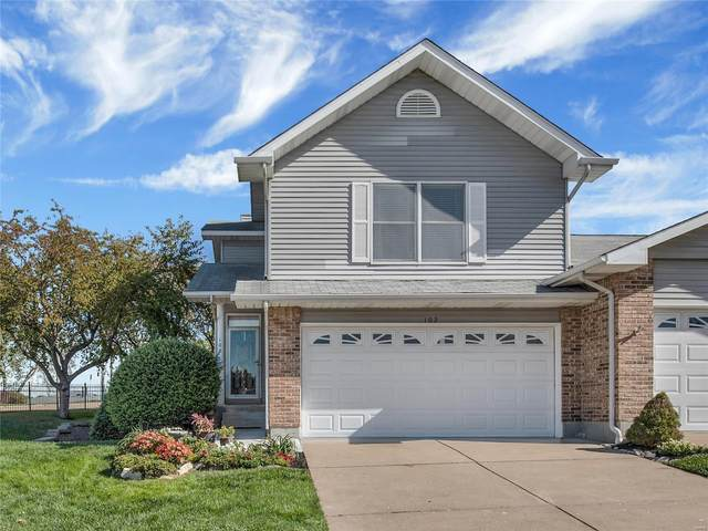 102 Parc Forest Trail 8A, Saint Charles, MO 63303 (#21075029) :: Matt Smith Real Estate Group