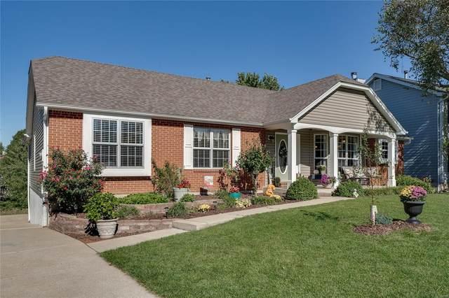 1116 Wildflower Lane, Saint Charles, MO 63304 (#21075035) :: Matt Smith Real Estate Group
