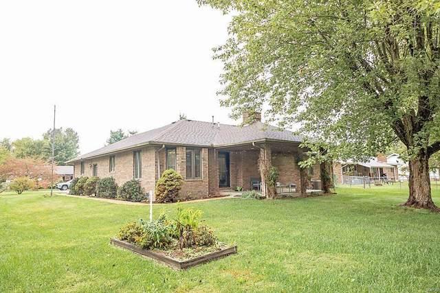 1102 Fredrick Street, Mountain Grove, MO 65711 (#21075039) :: The Becky O'Neill Power Home Selling Team